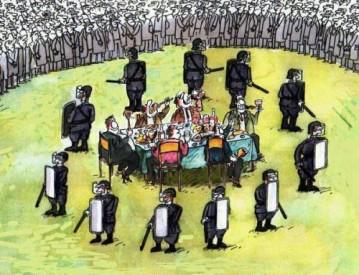 Primera fase: El fin del monopartidismo enPozuelo